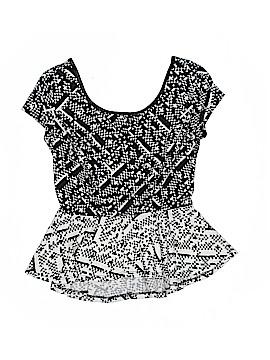 Xhilaration Short Sleeve Blouse Size S (Petite)