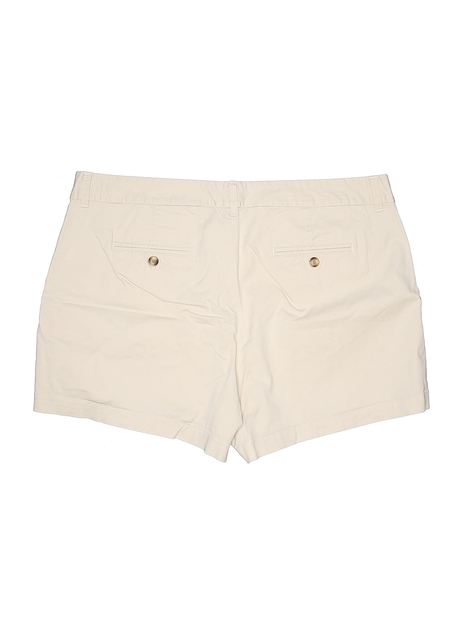 Shorts leisure Gap Boutique Outlet Khaki qIAPdwdnF