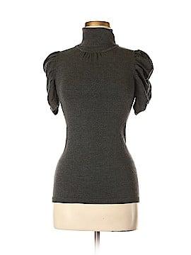 Aqua Turtleneck Sweater Size M