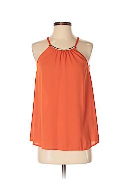 Suzy Shier Sleeveless Blouse Size XS