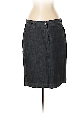 J. Crew Denim Skirt Size 4