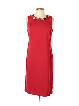 Liz Claiborne Casual Dress Size M (Tall)