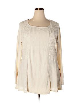 RXB Pullover Sweater Size 1X (Plus)