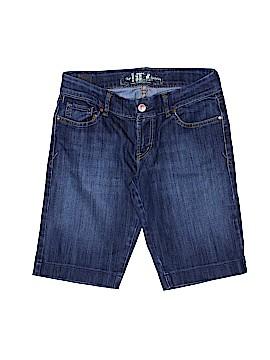 !It Jeans Denim Shorts 29 Waist