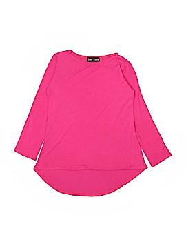 Lori & Jane 3/4 Sleeve T-Shirt Size 8 - 10