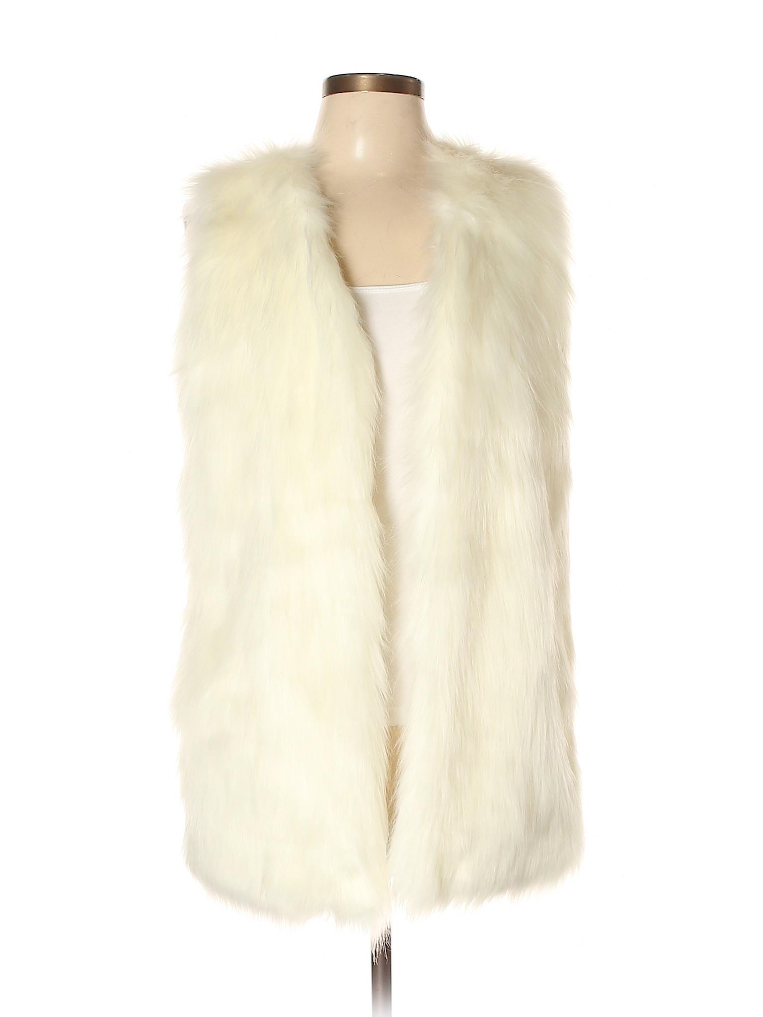 Fur Boutique leisure Faux Claiborne Vest Liz R6f0q