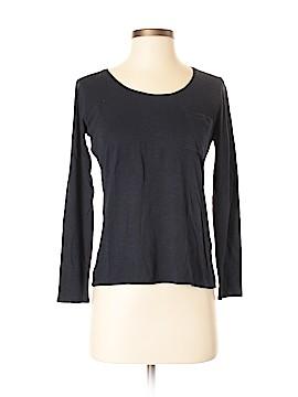 Massimo Dutti Long Sleeve T-Shirt Size S
