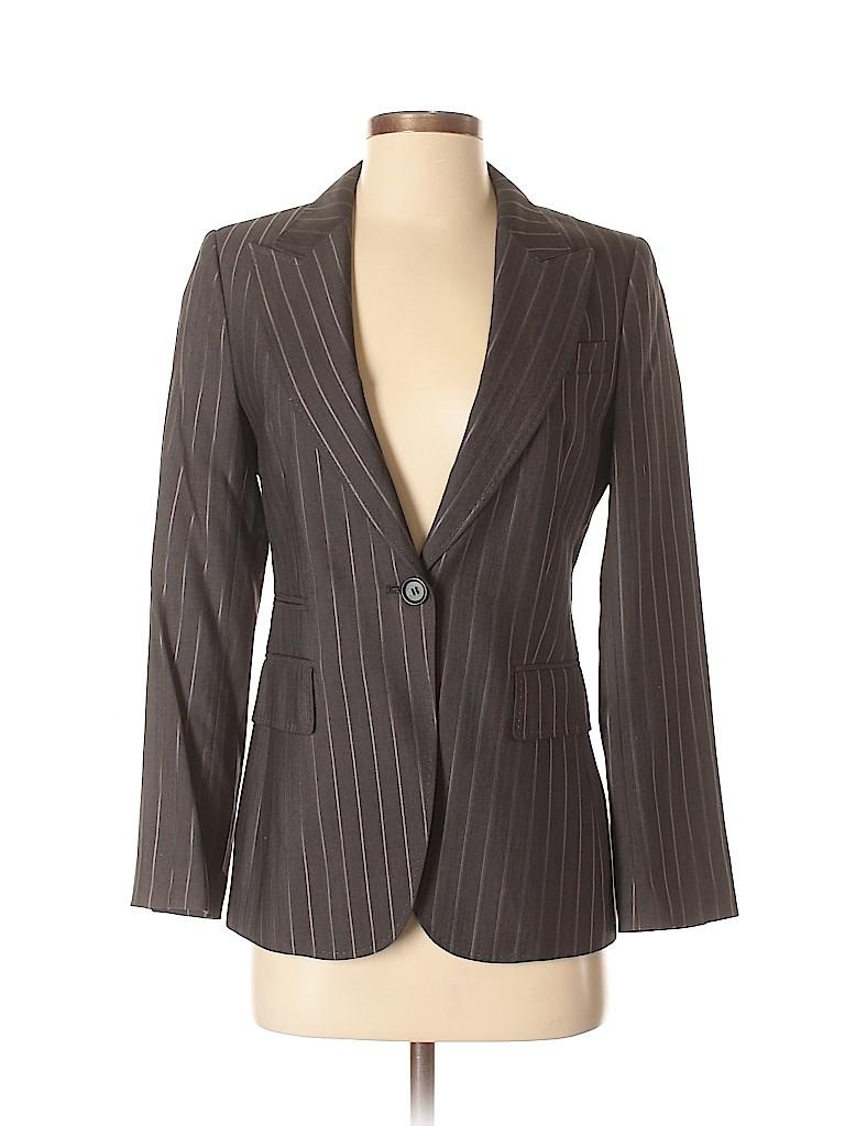 Zara Women Wool Blazer Size 4