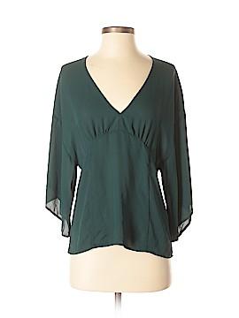 Leith 3/4 Sleeve Blouse Size S