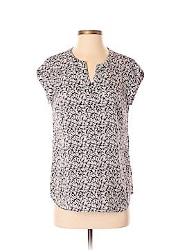 Hilary Radley Short Sleeve Blouse Size XS