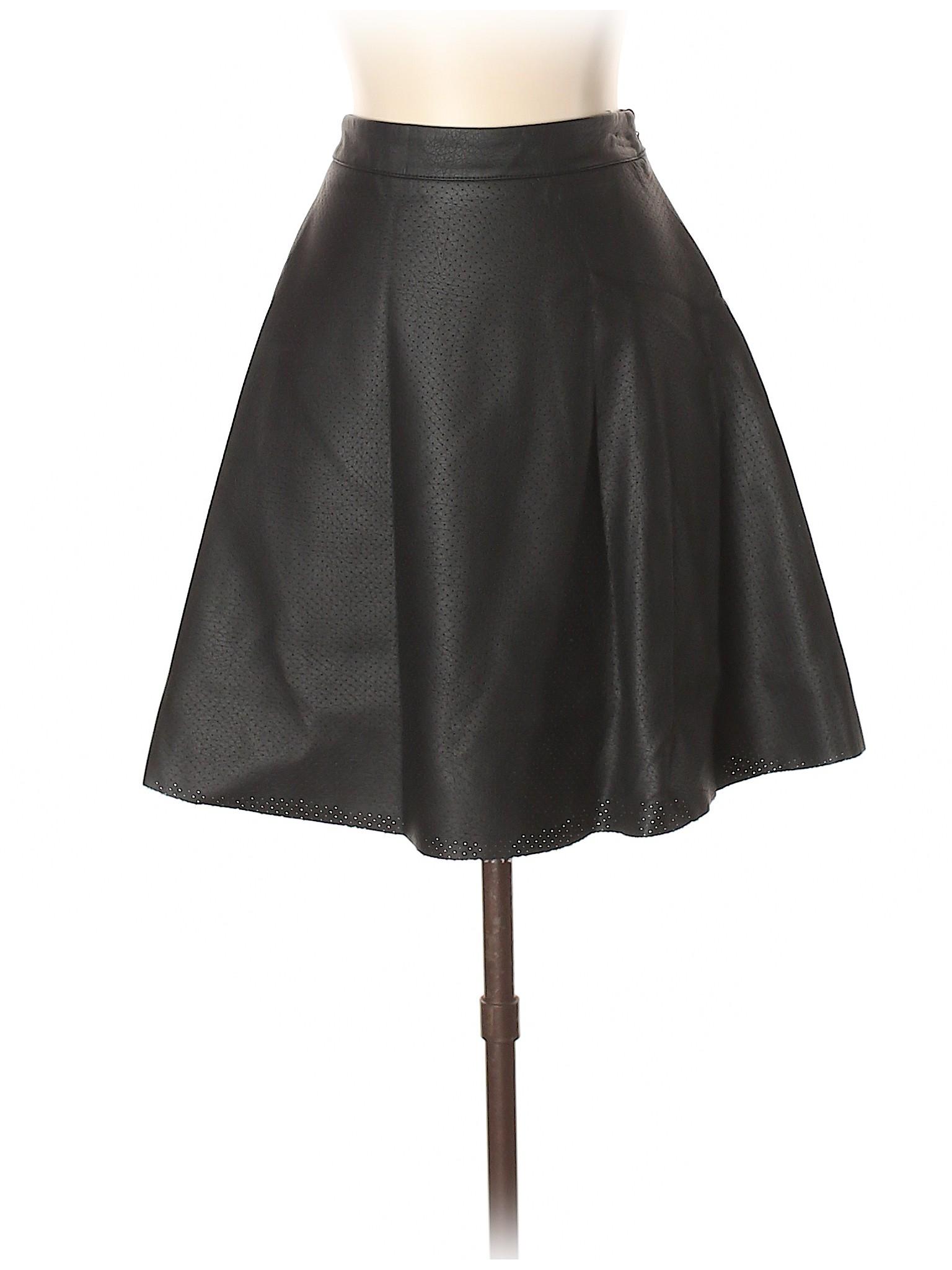 Leather Skirt Boutique Faux Faux Boutique U1xqw