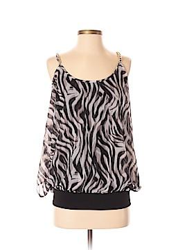 Jennifer Lopez Short Sleeve Blouse Size XS