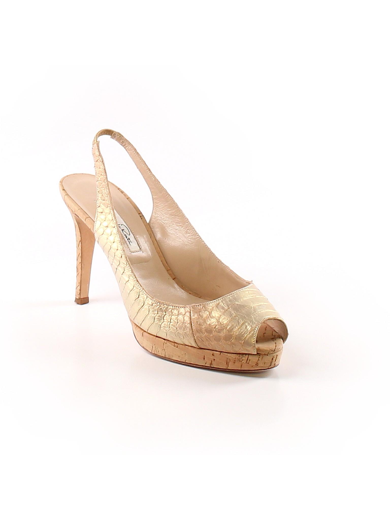 Oscar Renta La Boutique promotion De Heels 5pxzqUqw