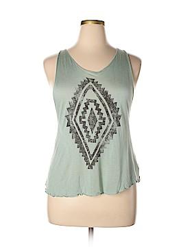 Michelle Sleeveless T-Shirt Size L