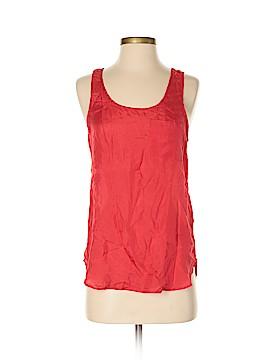 BB Dakota Sleeveless Silk Top Size S