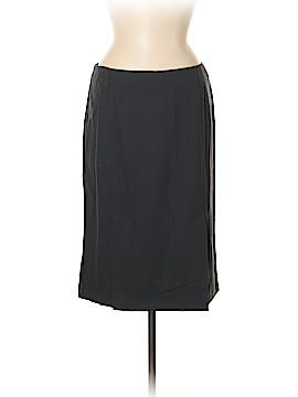 Emporio Armani Wool Skirt Size 8