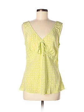 Isaac Mizrahi for Target Sleeveless Silk Top Size XL