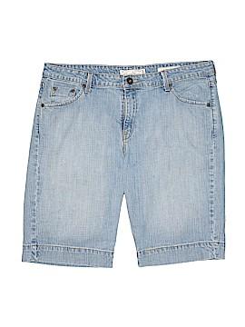 Levi Strauss Signature Denim Shorts Size 18 (Plus)