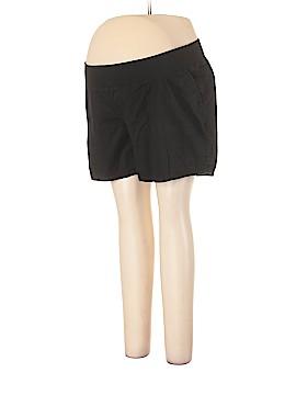 Liz Lange Maternity Khaki Shorts Size 16 (Maternity)