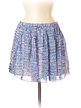 Brooks Brothers Silk Skirt Size M