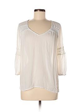 O'Neill 3/4 Sleeve Blouse Size S