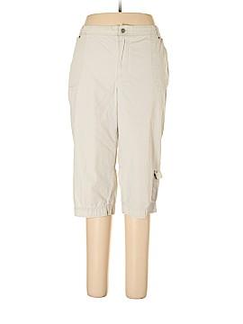 Cj Banks Khakis Size 16