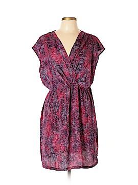 Daisy Fuentes Casual Dress Size XL (Petite)