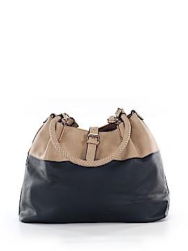 Black Rivet Shoulder Bag One Size