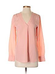 J. Crew Women Long Sleeve Blouse Size XS