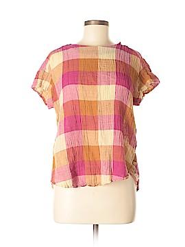 Isabella Sinclair Short Sleeve Blouse Size M