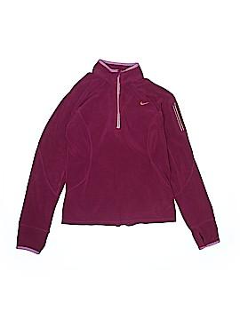 Nike Fleece Jacket Size S (Youth)