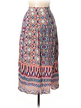 HD in Paris Silk Skirt Size 8