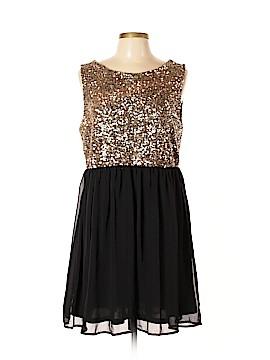 Pinky Cocktail Dress Size XL