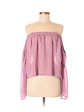 Solemio 3/4 Sleeve Blouse Size S