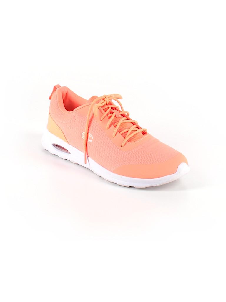 4f7057f03e803 Champion Solid Orange Sneakers Size 9 - 60% off