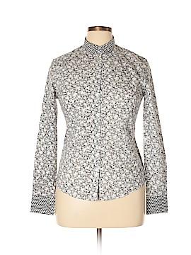 Paul Smith Long Sleeve Button-Down Shirt Size 46 (EU)