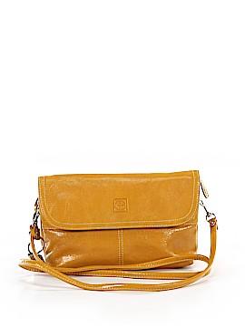 Giani Bernini Leather Crossbody Bag One Size