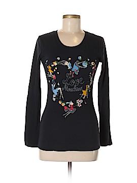 Love Moschino Long Sleeve T-Shirt Size 6