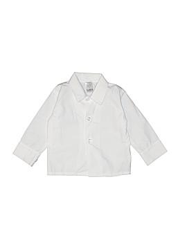 Lito Long Sleeve Button-Down Shirt Size L (Tots)
