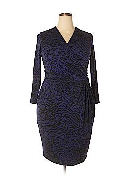 Anne Klein Casual Dress Size 0X (Plus)