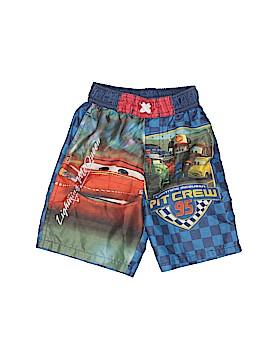 Disney's Cars Board Shorts Size 4T