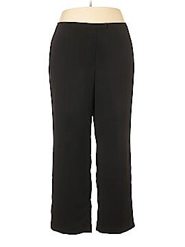 Kasper Dress Pants Size 24W (Plus)