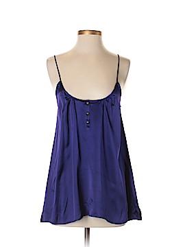MYNE Sleeveless Silk Top Size 4