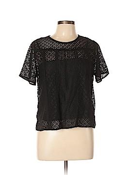 Hazel Short Sleeve Top Size L (Petite)