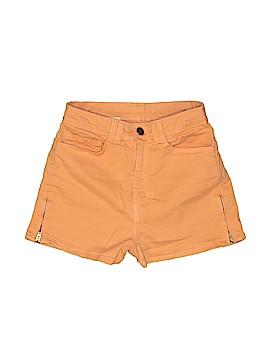 American Apparel Denim Shorts Size 24 (Plus)
