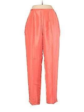 John Paul Richard Silk Pants Size M