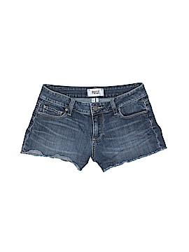Paige Denim Shorts Size 24 (Plus)