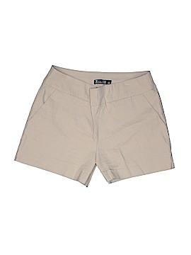 7th Avenue Design Studio New York & Company Khaki Shorts Size L