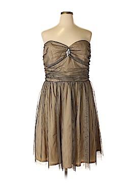 Fervour Cocktail Dress Size 2X (Plus)