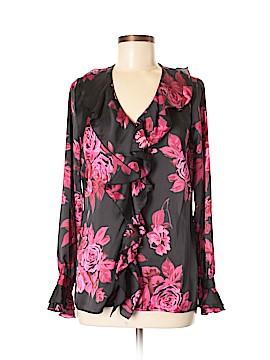 Fashion Bug Long Sleeve Blouse Size M
